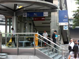 silom station