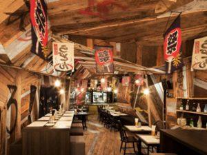 ร้านอาหารญี่ปุ่นเก๋ๆ